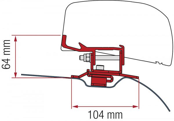 Adapter F40 PSA ab 2014