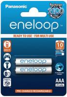 Batterie aufladbar Eneloop 1,2 V