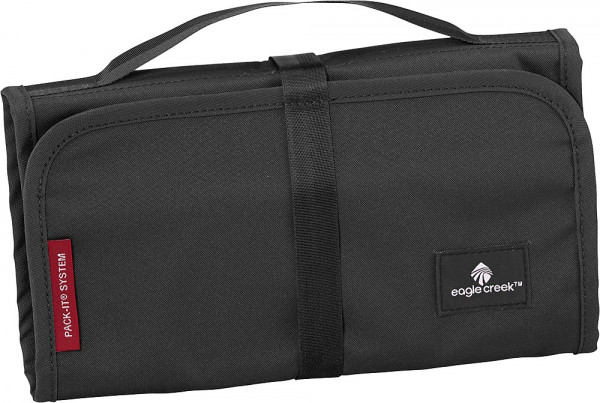 Kulturbeutel Pack-It Original Slim Kit black