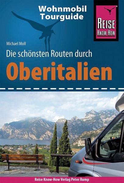 Wohnmobil Tourguide Oberitalien