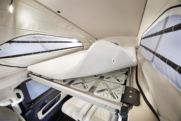 Dachbett-Matratze für Marco Polo