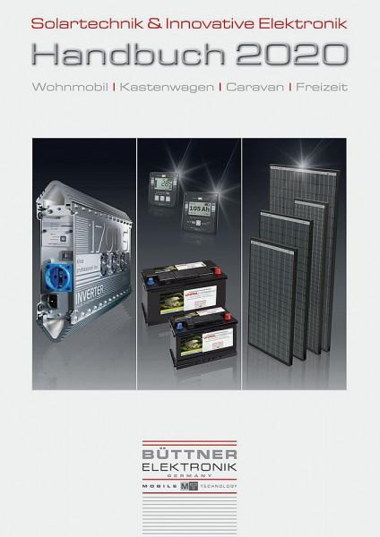Handbuch Solartechnik und Innovative Elektronik 2020