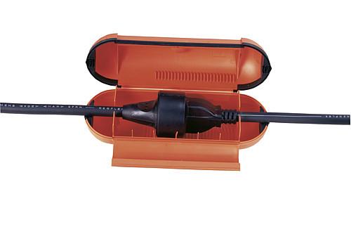 Kabelbox für Schukoverbindungen ohne Schloss