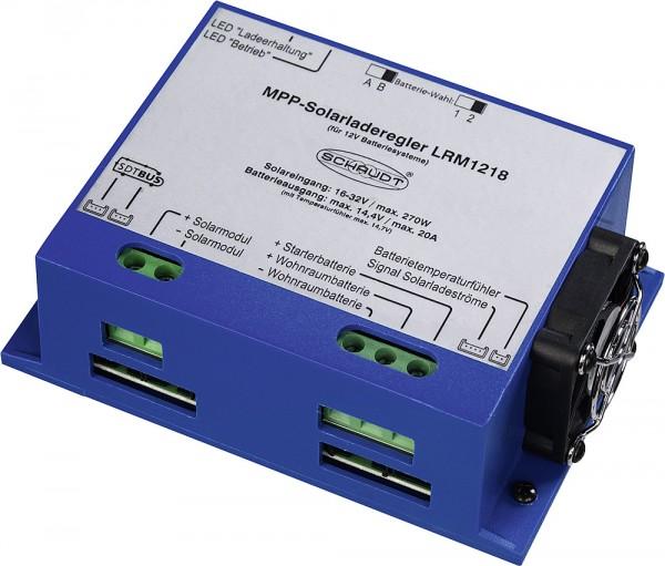 MPP solar controller Schaudt LRM 1218 - Aurinkokennot ja varusteet - 9920399 - 1