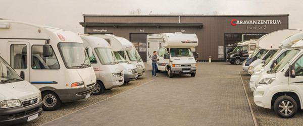 Caravanzentrum Havelland