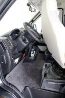 Fußraumisolierung Fiat Ducato X250/X290 ab 2007, keine Wannenform