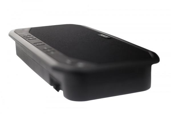 Soundpanel Stereo schwarz