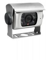 Farbkamera Caravan Safety CS100LA mit Kameraleitung und Chinchadapter