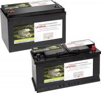 Batteriesystem Bord Versorgungsbatterie Li-Ionen 95 Ah