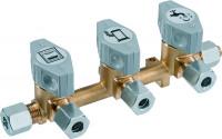 Verteilerblock DSV-AB3 PS 5bar