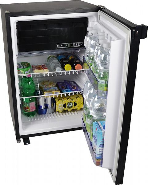 Kühlschrank CK100 schwarz 80 l