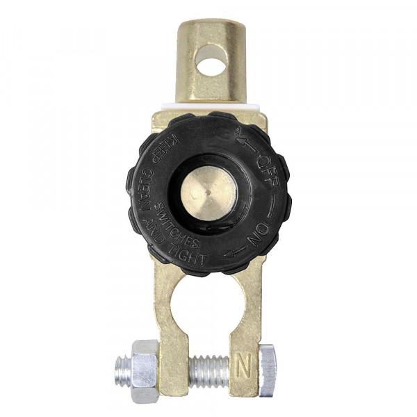 Batteriepolklemme 17,5 mm mit Stromunterbrecher