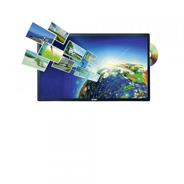 Satanlage Orbiter 80 HD Platinium inkl. HD-Steuermodul und Smartwide LED TV