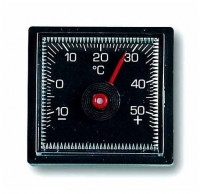 Thermometer eckig