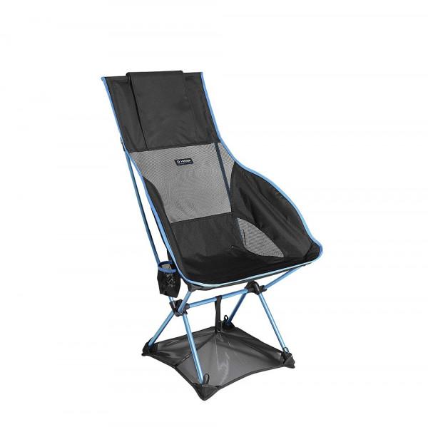 Unterlage Groundsheet für Stuhl Savanna Chair black