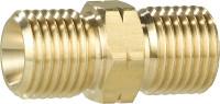 Schlauchkupplung 2 x G 1/4 LH-KN