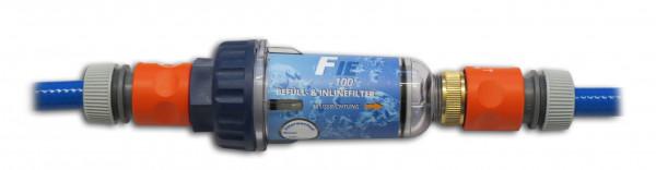 Befüll- und Inlinefilter FIE-100