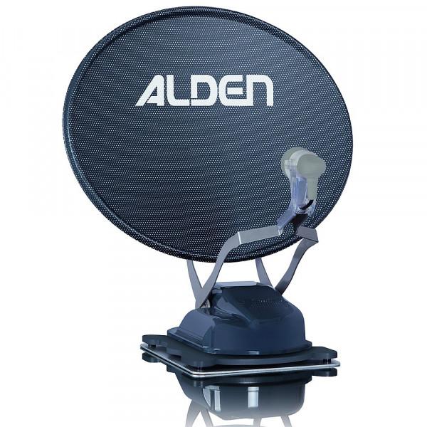 Satanlage Onelight 60 HD EVO Platinium grau inkl. HD-Steuermodul und Smartwide LED TV