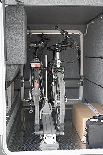 Heckgaragen Fahrradträger Slide Move HG 66200