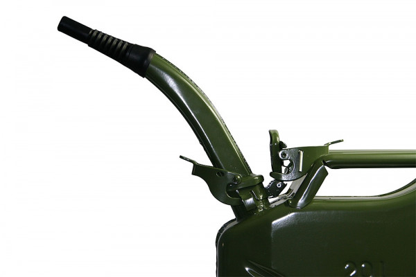 Ausgießer zu Benzinkanister Stahlblech